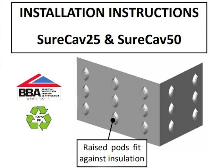 Installation Instruction Sheet