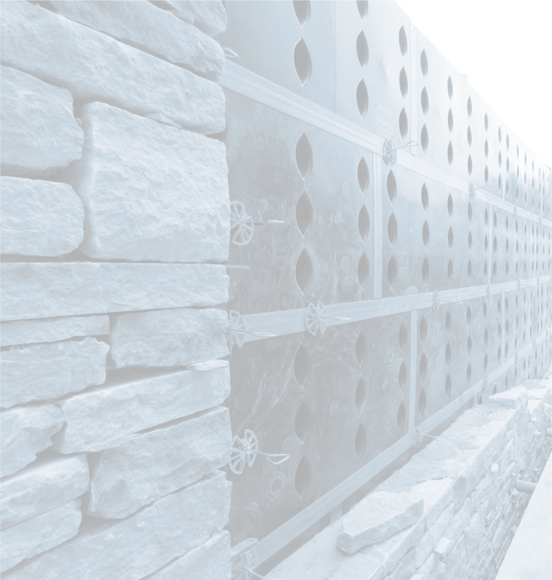 Eco-friendly, space saving, cost-effective cavity-wall technology!